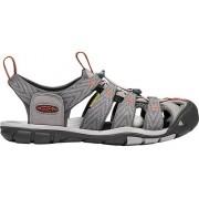 KEEN Sandale bărbați Clearwater CNX 1018497 Grey flanel / Potters Zgura 45