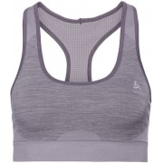 Odlo Seamless Medium Sports Bra - reggiseno sportivo a supporto medio - Violet