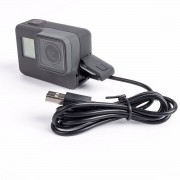 Gopro 1m USB Type C Data Sync Power Charger Charging Cable Cord For Gopro Hero 5 Camera