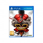 Joc consola Capcom Street Fighter V PS4