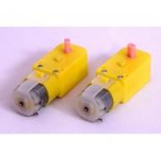 TechDelivers 100 RPM BO Motor High Quality VIGOR BO - 2 PIECES