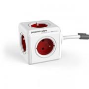 PowerCube 5 x E/FR 1,5m červená (2300/FREXPC)