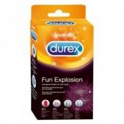 Durex Fun Explosion - confezione da 18 profilattici misti