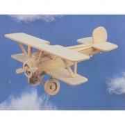 Merkloos Boutpakket klein vliegtuigje
