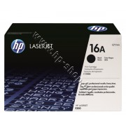 Тонер HP 16A за 5200 (12K), p/n Q7516A - Оригинален HP консуматив - тонер касета