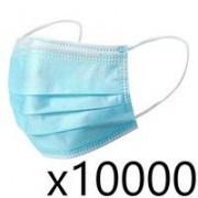 TS Santé 10 000 Masques chirurgicaux Norme CE / Norme EN14683 / AC2019