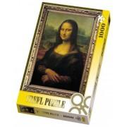 Puzzle Trefl - Mona Lisa / La Gioconda, 1.000 piese (208)
