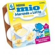 Nestle' It.Spa(Infant Nutrit.) Mio Merenda Banana 4 X 100 G
