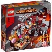 Конструктор Лего Майнкрафт - Битката за Redstone, LEGO Minecraft 21163