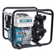 """Heron benzinmotoros nyomószivattyú, 6,5 LE (EPPH 15-10), 1,5""""bemenet, 1×1,5"""" és 2×1""""kimenet"""