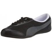 Puma Women's Karlie DP Black Mesh Basic Safety Shoes - 4 UK/India (37 EU)