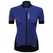 Santini Women's Brio Jersey - M - Nautica Blue