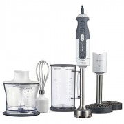 Kenwood Hdp404wh Triblade Frullatore A Immersione 800 Watt Con Accessori