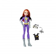 DC Super Hero Girls Batgirl Mision Secreta Mattel