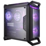 Кутия Cooler Master MasterBox Q300P RGB, Mini-Tower, Черен, CM-CASE-MCB-Q300P-KANN-S02