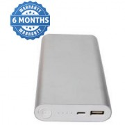 Hamine m8 fast charge portable battery charger 30000 Mah Power Bank (sil)