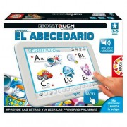 EDUCA Borrás - Touch Junior Aprendo el Abecedario