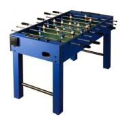 Stolik piłkarski Glasgow Blue Edition 121x101x79 cm