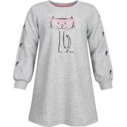 Sukienka dresowa dla dziewczynki 3-8 lat