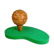 Golf Ball And Putting Green Wooden Puzzle