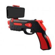 Omega Remote Augmented Reality Gun Blaster - безжичен контролер с формата на пистолет (червен)