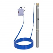 Well Pump - 3,800 L/h - 550 W - Stainless Steel