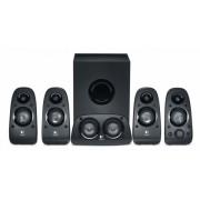 Zvučnici 5.1 Logitech Z506, (27W+16W+4*8W) Black-*