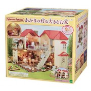 Epoch Sylvanian Families Sylvanian Family House Had big right rump house Ha-44