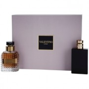 Valentino Uomo lote de regalo II. eau de toilette 50 ml + gel de ducha 100 ml