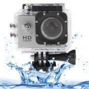 SJCAM SJ4000 Full HD 1080P 1.5 inch LCD Sports Camcorder with Waterproof Case 12.0 Mega CMOS Sensor 30m Waterproof(Silver)