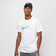 Nike Tee Just Do It Swoosh - Wit - Size: Extra Large; male