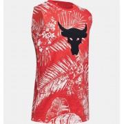 Under Armour Jongenstanktop Project Rock Brama Bull Aloha Camo - Boys - Red - Grootte: YM