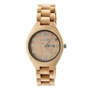 Earth Ew1601 Sapwood Unisex Watch