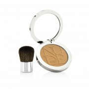 Christian Dior Diorskin Nude Air Healthy Glow Invisible Powder (With Kabuki Brush) - # 040 Honey Beige 10g