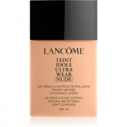 Lancôme Teint Idole Ultra Wear Nude maquillaje ligero matificante tono 01 Beige Albâtre 40 ml