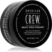 American Crew Styling Heavy Hold Pomade pomada de cabelo com fixação forte 85 g