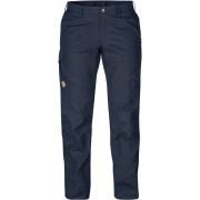FjallRaven Karla Pro Trousers - Dark Navy - Pantalons de Voyage 40