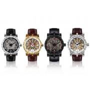 Gerner GmbH T/A Rotatio £169 for a men's Richtenburg automatic Arkadius watch - choose from four designs from Kendor Van Noah