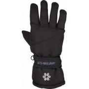 Starling skihandschoenen Taslan junior zwart maat 5.5
