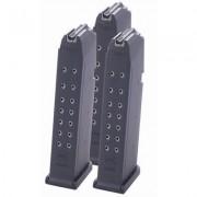 Glock Model 17/34 Magazines - 17/34 9mm 17-Rd Mag 3-Pack