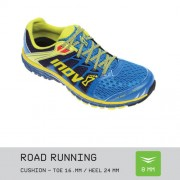 RoadClaw 275 (S) Mens (Blue/lime) [Size: US 11.5]