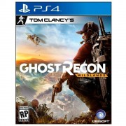 Playstation tom clancy's ghost recon wildlands limited edition ps4