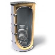 Tesy Буферeн съд за отоплителна инсталация с една серпентина Tesy V 11S 400 75 F42 P5, 300612, Енергиен клас C, Обем 400 L