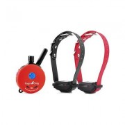 Educator By E-Collar Technologies Educator 1/2 Mile Waterproof Pager Only Dog Training Collar, 2 collars