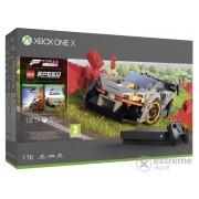 Microsoft Xbox One X 1TB + joc Forza Horizon 4 + LEGO DLC