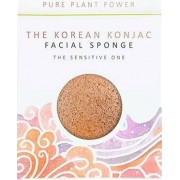 The Konjac Sponge Company The Elements Air with Calming Chamomile & Pink Clay Full Size Facial Sponge - 1 Stk