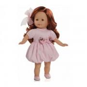 Papusa Ana in rochie roz - Paola Reina