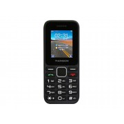 Thomson Teléfono móvil THOMSON T11 (1.7'' - 2G - Negro)