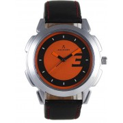 ADIXION 9520SLB18 New Genuine Leather Youth Wrist Watch Watch - For Men