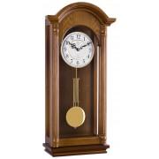 Kyvadlové skříňové melodické dřevěné hodiny JVD N20123/11